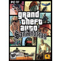 Grand Theft Auto San Andreas Gta Para Pc Envio Online