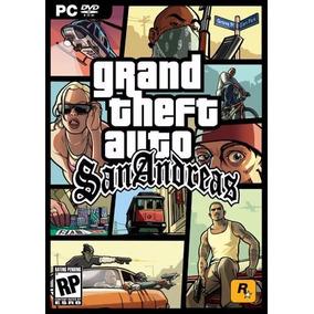 Grand Theft Auto San Andreas Gta Para Pc Envio Rápido