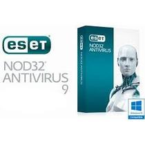 Licencia Antivirus Eset Nod32 Origianl Para 1,3 Y 5 Pc 1 Año