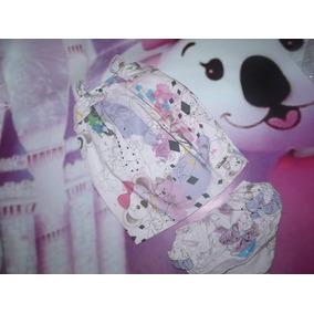 Vestido Com Calcinha Lilica Ripilica Baby 2p