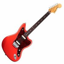 Guitarra Fender Squier Vintage Modified Jaguar Fiesta Red