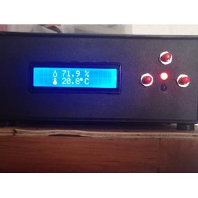 Control De Temperatura Y Humedad