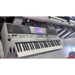 Teclado Yamaha Psr S670 Com Kit Sample Grátis