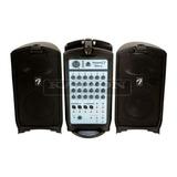 Sistema Fender Passport 300 Pro Sonido Portatil 300 Watts