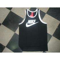 Musculosa Nike Espectacular 100% Original Color Negro