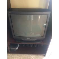 Tv Sony Trinitron 29 Kv29t80 - Perfeito Estado