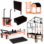 Studio De Pilates Metalife Completo + Acessórios