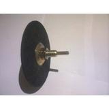 Adaptador P/ Furadeira+disco De Corte+rebolo+serra