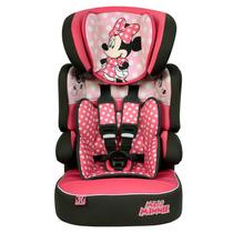 Cadeira Automovel Disney Beline Sp Minnie Mouse 09 A 36 Kg