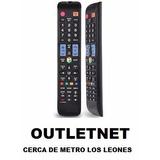 Control Remoto Led Plasma Lcd Samsung Smart Tv 3d Alt