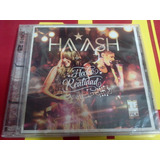 Cd - Ha Ash - Hecho Realidad - Primera Fila Cd + Dvd