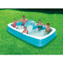 Summer Waves 120 3-ring Nadar A Través De La Familia Lounge