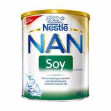 Leite Nan Soy 800g (03 Latas)