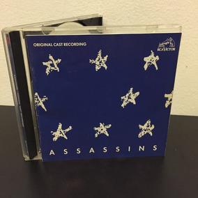 Cd Assassins Original Cast Recording / Raro Importado 1991