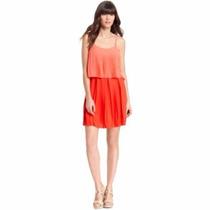 Vestido Tommy Hilfiger Para Dama En Color Coral