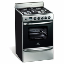 Cocina Longvie 20501xf Gas 56cm Eurodesign Inox Lhconfort