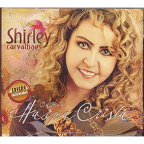 Cd Shirley Carvalhaes - Canta Harpa Cristã (bônus_playback)