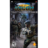 Socom Tactical Strike Psp Nuevo Y Sellado
