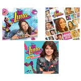Soy Luna Musica En Ti La Vida Es Un Sueño Paquete 3 Cd