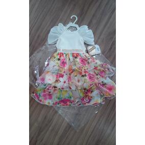 Vestido Festa Cattai - P654 - Infantil