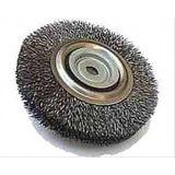 Escova Circular 6 X 1 X 1.1/4 Aço Inox