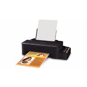Impresora Sistema Tinta Continua Epson L-120 Ecotank Factura