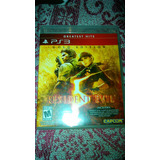 Cambio Juego Ps3 Resident Evil 5 Greatest Hits- Gold Edition