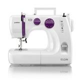 Máquina De Costura Prátika Jx-2051 - Elgin 220v