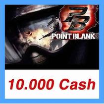 Cartão Pointblank De 10.000 Cash - Point Blank Br 10k