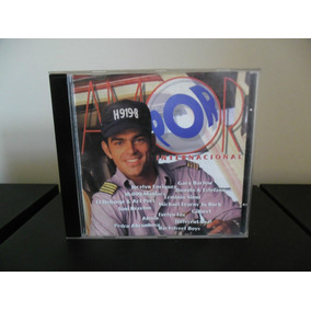 Cd Por Amor Internacional 1997 Original Somlivre®