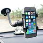 Suporte P/gps,celular Universal P/carro Com Braço Articulado