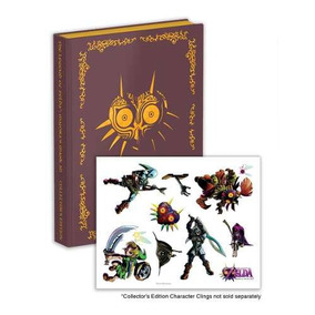 Libro Guia De Legend Of Zelda Majora