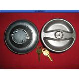 Tapon Gasolina Con Llave Combi 74-99 Galvanizado Tipo Orig.