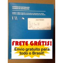 Correia Dentada Vw Passat 2.8 30v V6 1999-2005 Original