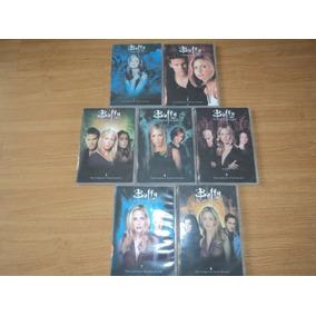 Buffy- Coleção Completa Dublada Com Caixinhas E Encartes