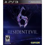Resident Evil 6 - Digital Ps3