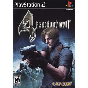 Resident Evil 4 Usa - Ps2 - Frete Grátis
