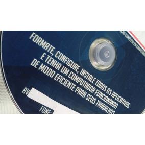 Programas P/ Manutenção Em Computador(1 Dvd)/frete Gratis