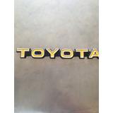Emblema Parrilla Toyota Macho Fj-40 77/82 Metálico