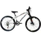 Bicicleta Gts M1 Rebaixada Shimano Freio A Disco - Freeride