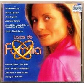 Cd 2000- Laços De Família- Nacional- Novela