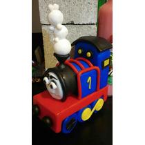 Tren De Thomas Y Sus Amigos En Porcelana Fría !
