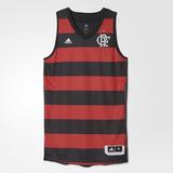 Regata Flamengo Basquete adidas - Ai4775