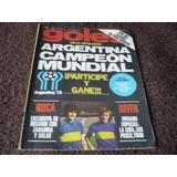 Revista Goles Nº 1440 (1976) Mundial Futbol Ozzyperu