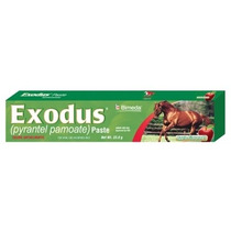 Exodus Pasta Para Caballos