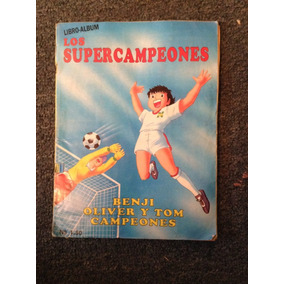 Album Supercampeones Lleno