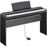 Piano Yamaha P115   Com Fonte   Suporte L85   Frete Grátis!!