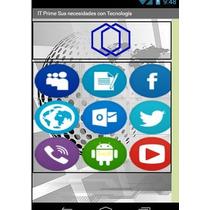 Tarjeta De Presentación Electrónica Para Celular (android)
