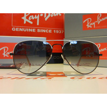 Lentes Gafas Anteojos Ray Ban Aviator Aviadores Originales