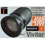 Vivitar Series 1 Sony Alpha 28-300mm F/4-6.3 Af Super Zoom++